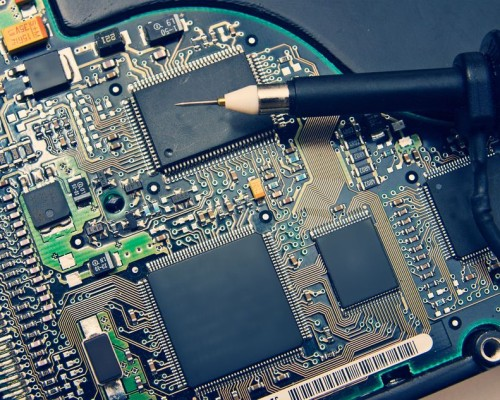 Reverse Engineering, Electronic Circuit Board, Test Instruments