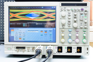 Digital Oscilloscope, Eye Pattern, Automated Test